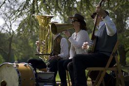 The Rex Whistler: Jazz Brunch
