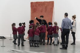 Artist-in-Residence Workshops for schools