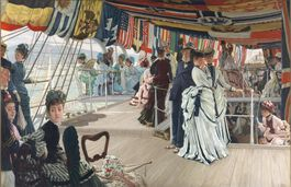 Guided Tours: The EY Exhibition: Impressionists in London
