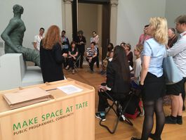 Make Space at Tate