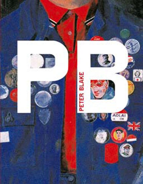 Peter Blake (modern artist series)