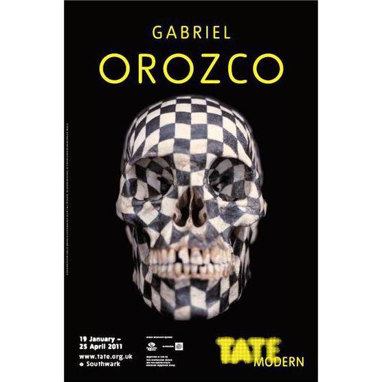 Orozco Exhibition Poster