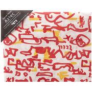 Patrick Heron Aztec cotton handkerchief