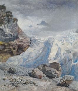 Brett: Glacier of Rosenlaui (custom print)
