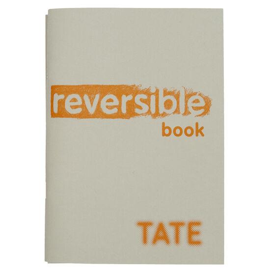 Orange A5 reversible sketchbook