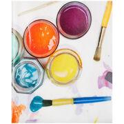 Ella Doran paint pots tablecloth