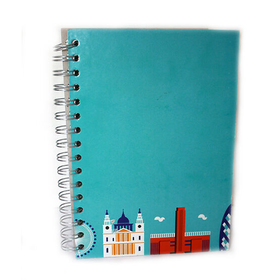 Andy Tuohy London A5 notebook