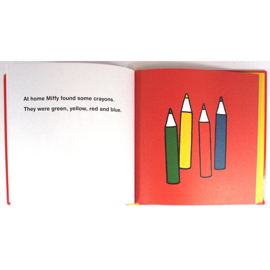 Miffy the Artist  (hardback)