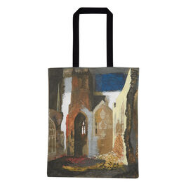 Piper St Mary le Port, Bristol tote bag