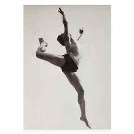 Dancer, Willem Van Loon A6 jotter