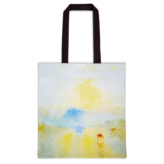 Norham Castle, Sunrise Book Bag
