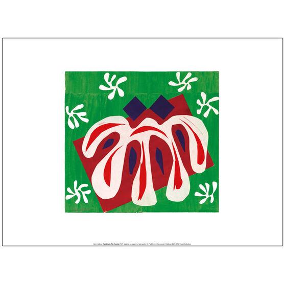Henri Matisse Two Masks (exhibition print)
