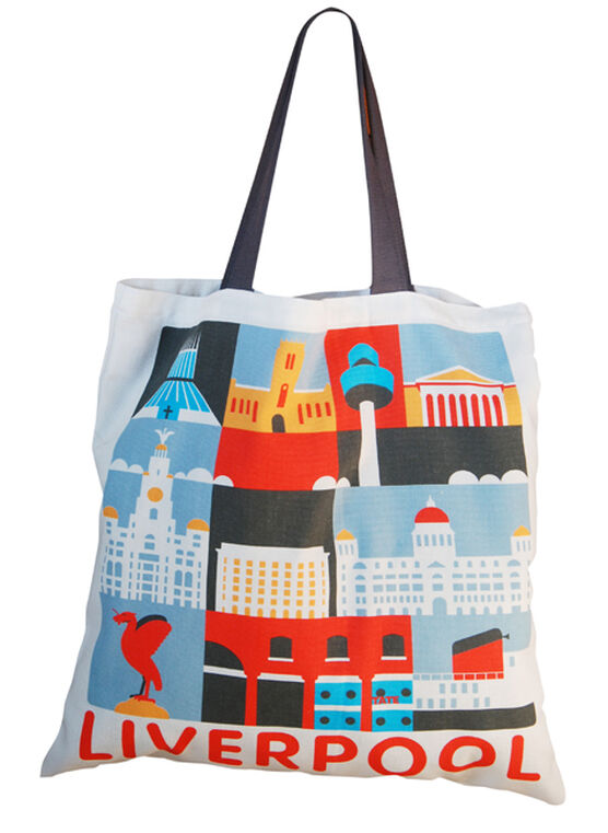 Andy Tuohy Liverpool bag