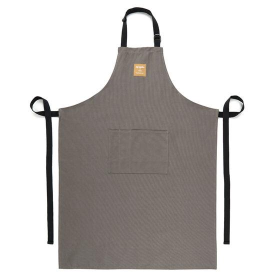 Grey/Orange Ally Capellino apron