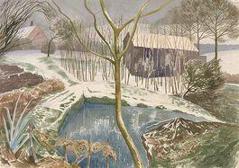 Nash: Wild Garden, Winter