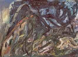 Chaïm Soutine: Landscape at Céret