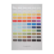The Colours of Liverpool tea towel