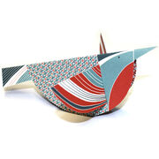 Alice Melvin`s Cut Out and Make Bird Mobile kit