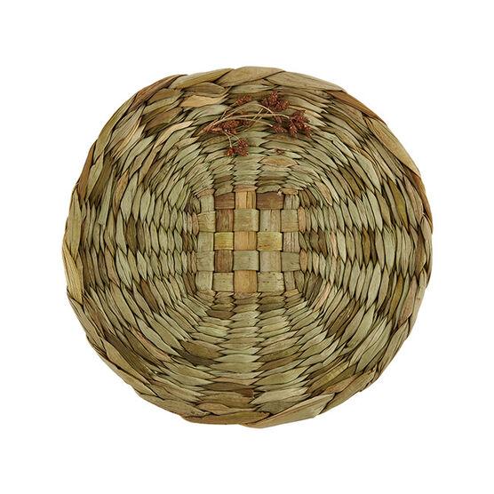 Rush place mat round - small