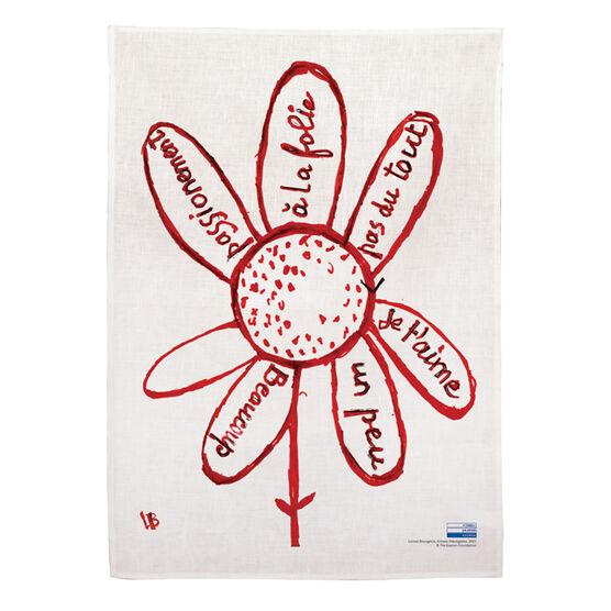 Louise Bourgeois Virtues tea towel