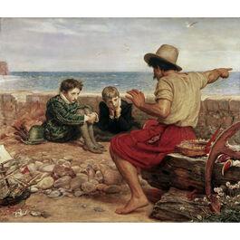 Millais: The Boyhood of Raleigh (custom print)