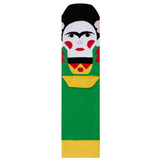 Modern artists Frida Callus socks