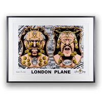 Gilbert and George, London Plane, 2006
