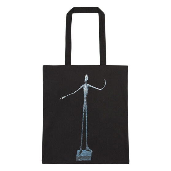 Giacometti Man Pointing tote bag