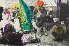 Polke: Untitled - Quetta, Pakistan