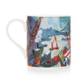 Derain The Pool of London mug