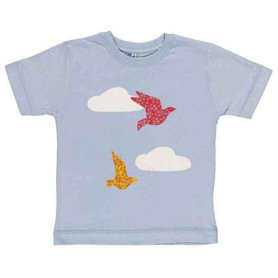 Flying bird t-shirt