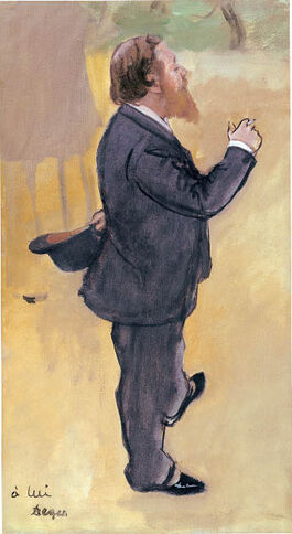 Degas: Carlo Pelligrini