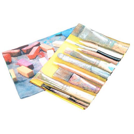 Ella Doran Artist Tools tea towels