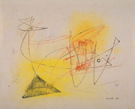 Wells: Untitled Drawing