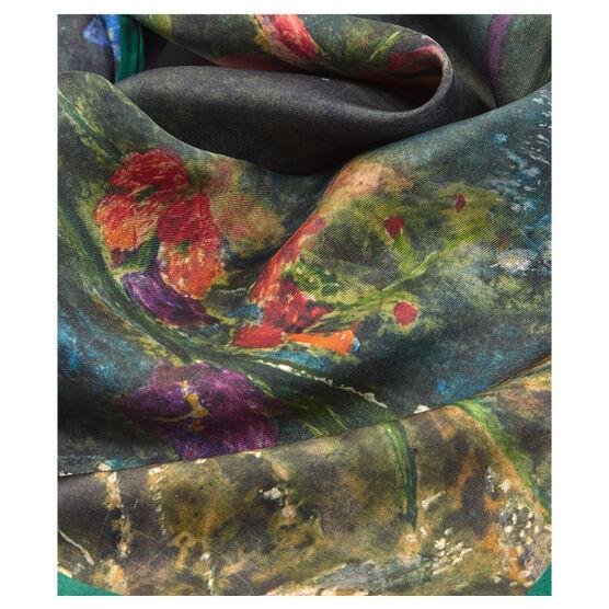 Millais Ophelia silk scarf