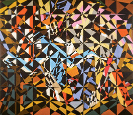 David Bomberg: In the Hold