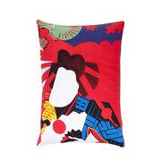 Shinohara geisha cushion cover