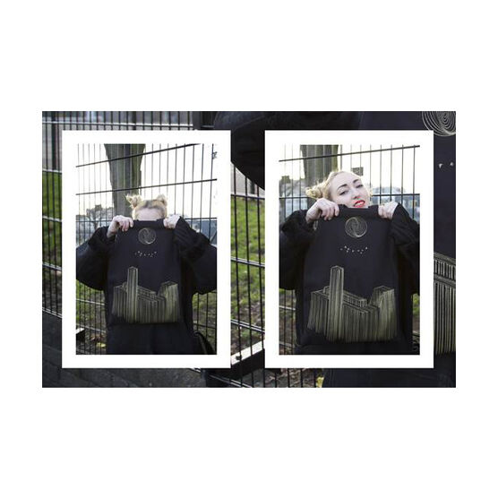 Tate Transformed tote bag