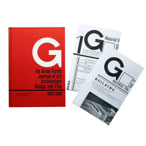 G: An Avant-Garde Journal of Art, Architecture, Design and Film 1923-1926