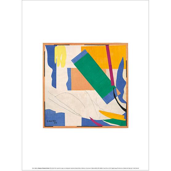 Henri Matisse Memory of Oceania (exhibition print)