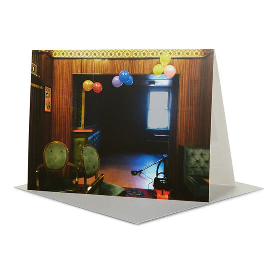 Tate RCA Christmas card Steph Parr - Last night this morning (Pack of 6)