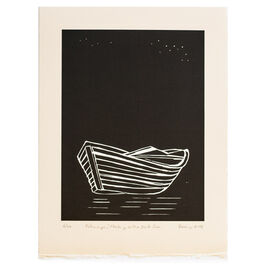 Zarina Hashmi, Rohingyas: Floating on the Dark Sea, 2015