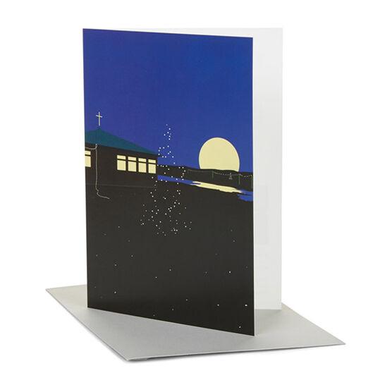 Tate RCA Christmas card Junhyeok Shin - Christmas Lights (Pack of 6)