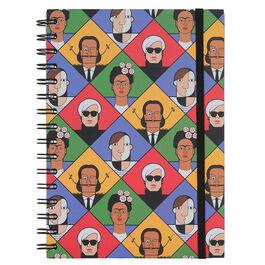 Modern artists notebook