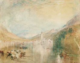 Turner: Küssnacht, Lake of Lucerne: Sample Study