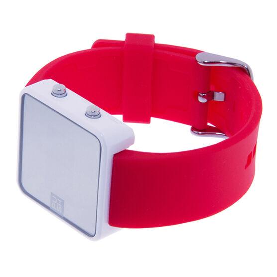 Red Push watch