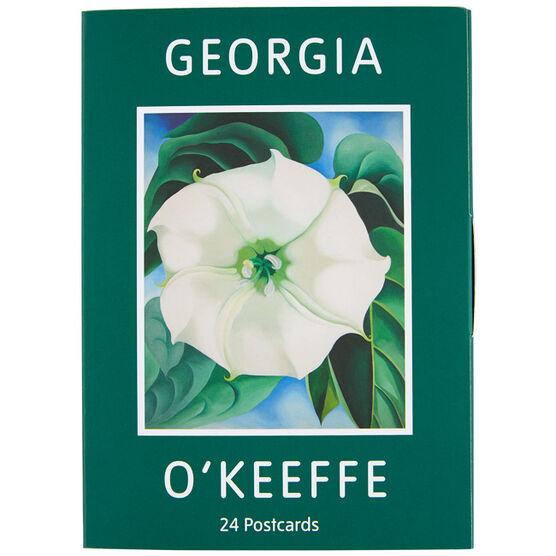 Georgia O'Keeffe Postcardbook