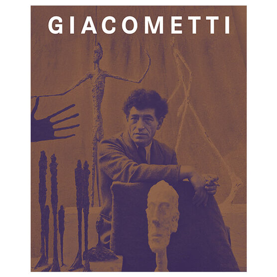 Alberto Giacometti (hardback)