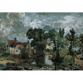 Constable: The Mill Stream