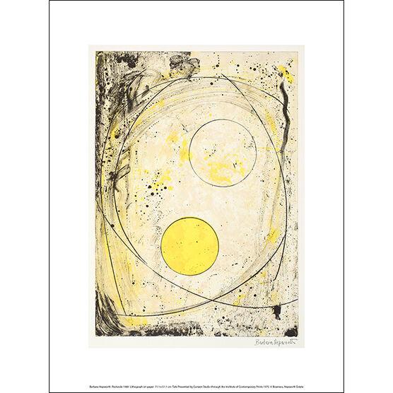 Barbara Hepworth Pastorale (exhibition print)